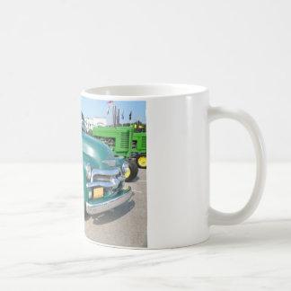 ヴィンテージのシボレーのトラック コーヒーマグカップ