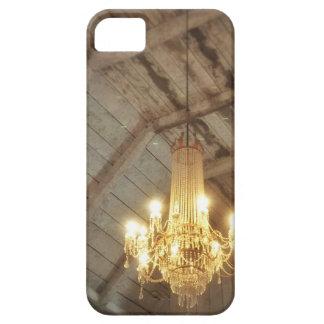 ヴィンテージのシャンデリア iPhone SE/5/5s ケース
