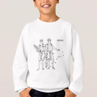 ヴィンテージのジェミニ スウェットシャツ