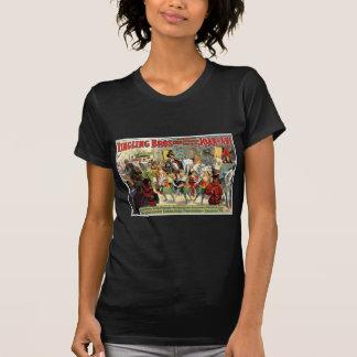 ヴィンテージのジャンヌダルクの光景のサーカス Tシャツ