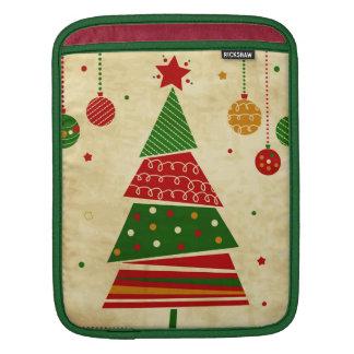 ヴィンテージのスタイルの休日のiPadの袖 iPadスリーブ