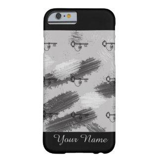ヴィンテージのスタイルの合い鍵のSteampunk Iphoneの場合 Barely There iPhone 6 ケース
