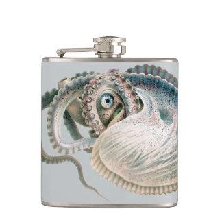ヴィンテージのタコの冒険家、海洋生物動物 フラスク