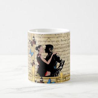 ヴィンテージのタンゴ コーヒーマグカップ