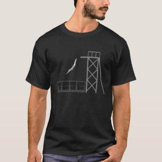 ヴィンテージのダンプスターのダイバーのTシャツ Tシャツ
