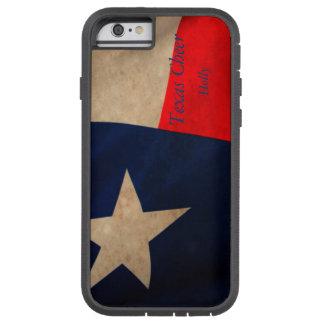 ヴィンテージのテキサス州の旗 TOUGH XTREME iPhone 6 ケース