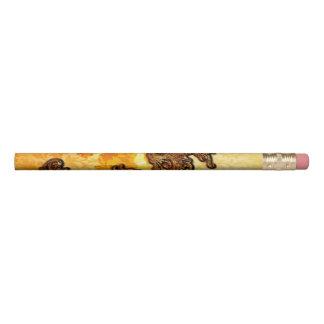 ヴィンテージのデザインの素晴らしい馬 鉛筆
