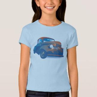 ヴィンテージのトラック Tシャツ