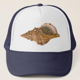 ヴィンテージのトリトンの貝殻の貝、海洋の海動物 キャップ