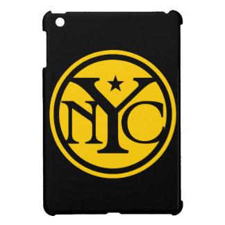 ヴィンテージのニューヨークシティのロゴ iPad MINIカバー