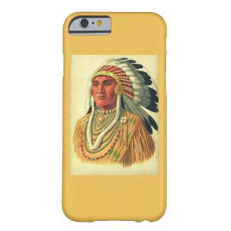 ヴィンテージのネイティブアメリカン BARELY THERE iPhone 6 ケース