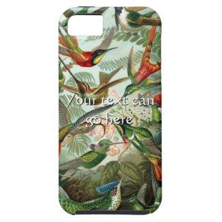 ヴィンテージのハチドリ iPhone SE/5/5s ケース