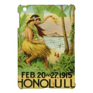 ヴィンテージのハワイ旅行 iPad MINIカバー