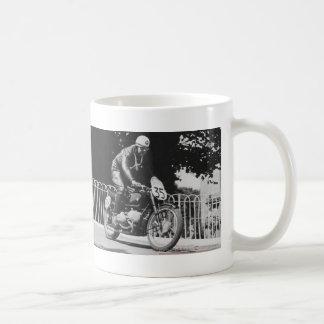 ヴィンテージのバイク コーヒーマグカップ