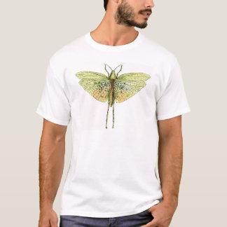 ヴィンテージのバッタのプリント Tシャツ