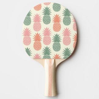 ヴィンテージのパイナップルパターン2 卓球ラケット