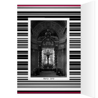 ヴィンテージのパリの王室のなチャペルの祭壇のセントジェームズ宮殿 カード