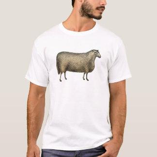 ヴィンテージのヒツジ Tシャツ