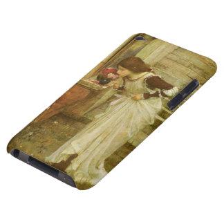 ヴィンテージのビクトリアンな芸術、JWのウォーターハウスによる神社 iPod TOUCH Case-Mate ケース