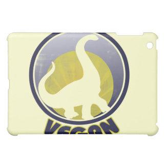 ヴィンテージのビーガンの恐竜 iPad MINI CASE