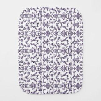 ヴィンテージのフィレンツェのダマスク織(薄紫) バープクロス