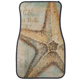 ヴィンテージのフランスのなヒトデの芸術 カーマット