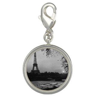 ヴィンテージのフランスパリエッフェル塔の日没1970年 チャーム