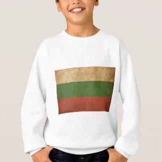 ヴィンテージのブルガリアの旗 スウェットシャツ
