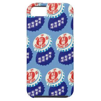 ヴィンテージのプルーンジュース iPhone SE/5/5s ケース