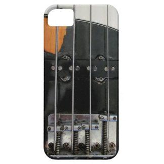 ヴィンテージのベースギター iPhone SE/5/5s ケース