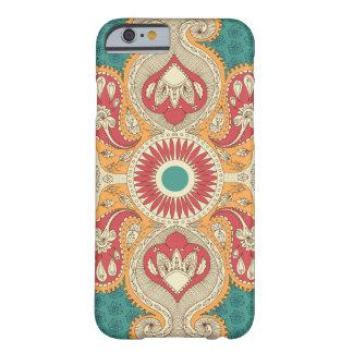 ヴィンテージのペイズリーのiPhone6ケース iPhone 6 ベアリーゼアケース