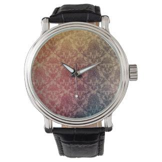 ヴィンテージのペイズリー 腕時計