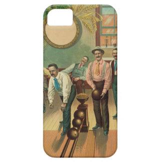 ヴィンテージのボーリング場#191 1894年5月2日 iPhone SE/5/5s ケース