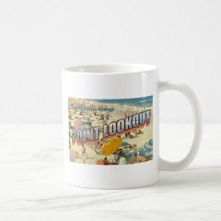 ヴィンテージのマグポイント眺望の商工会議所 コーヒーマグカップ