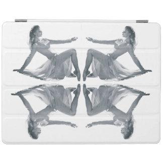 ヴィンテージのモダンのダンサー iPadスマートカバー