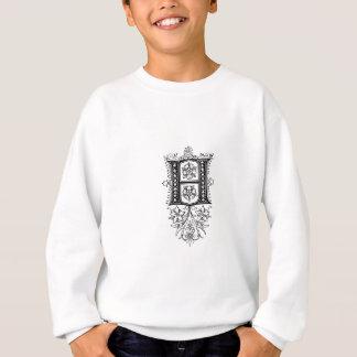 ヴィンテージのモノグラムHの花の大文字 スウェットシャツ