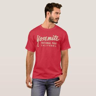 ヴィンテージのヨセミテ国立公園 Tシャツ