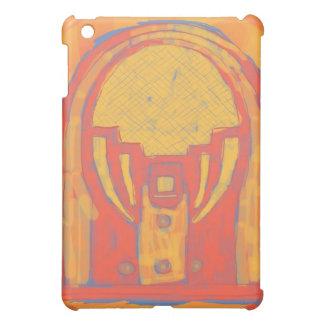 ヴィンテージのラジオ iPad MINIカバー