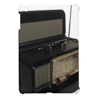 ヴィンテージのラジオ iPad MINIケース