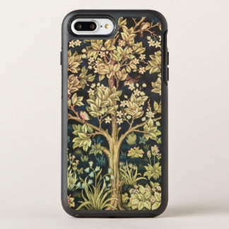 ヴィンテージのラファエロ前の画家ウィリアム・モリスの生命の樹 オッターボックスシンメトリーiPhone 8 PLUS/7 PLUSケース