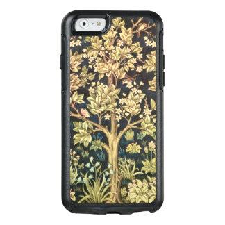 ヴィンテージのラファエロ前の画家ウィリアム・モリスの生命の樹 オッターボックスiPhone 6/6Sケース