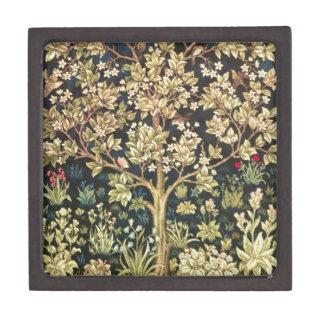ヴィンテージのラファエロ前の画家ウィリアム・モリスの生命の樹 ギフトボックス