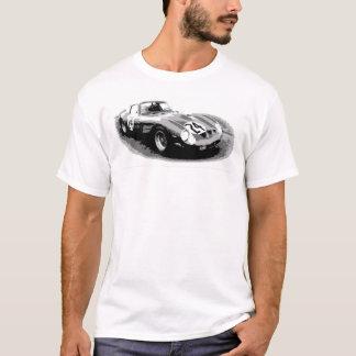 ヴィンテージのレースカーの芸術 Tシャツ