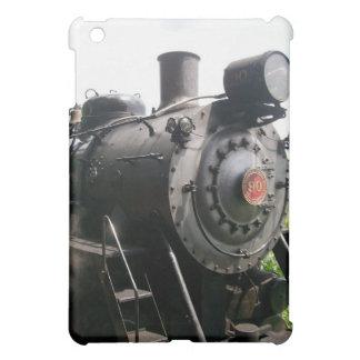 ヴィンテージのロコモーティブの鉄道列車のiPadの場合 iPad Miniケース