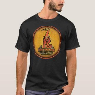 ヴィンテージのローリーの自転車 Tシャツ