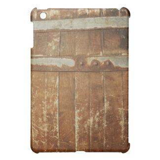 ヴィンテージのワインバレル iPad MINI CASE