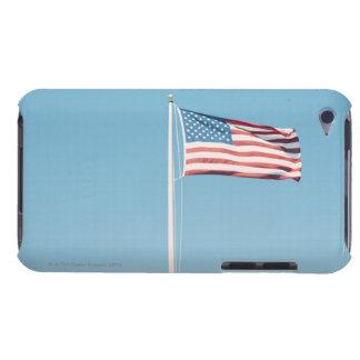 ヴィンテージの一見を用いる米国旗 Case-Mate iPod TOUCH ケース