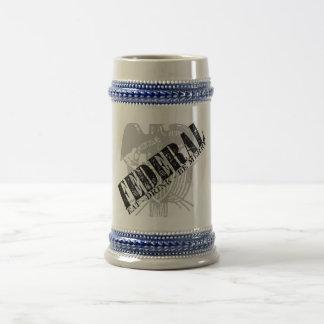 ヴィンテージの中央政府マグ ビールジョッキ