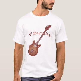 ヴィンテージの低音のワイシャツ Tシャツ