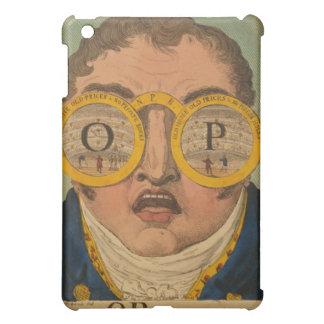 ヴィンテージの光学ガラスの短命なもののiPadの場合 iPad Mini Case